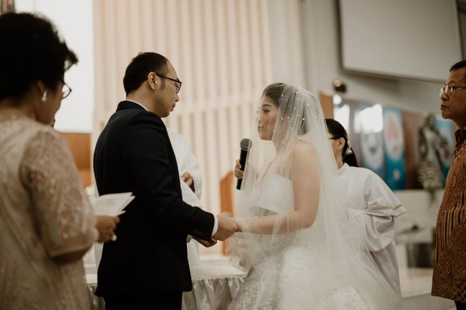 Rico & Patricia Wedding by AKSA Creative - 016