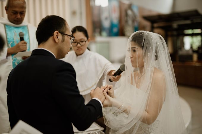 Rico & Patricia Wedding by AKSA Creative - 017