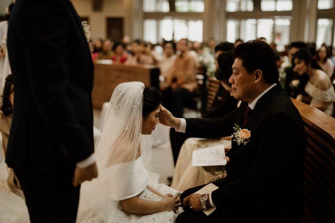 Rico & Patricia Wedding by AKSA Creative - 018