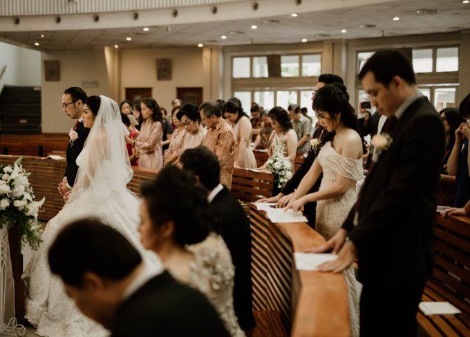 Rico & Patricia Wedding by AKSA Creative - 019