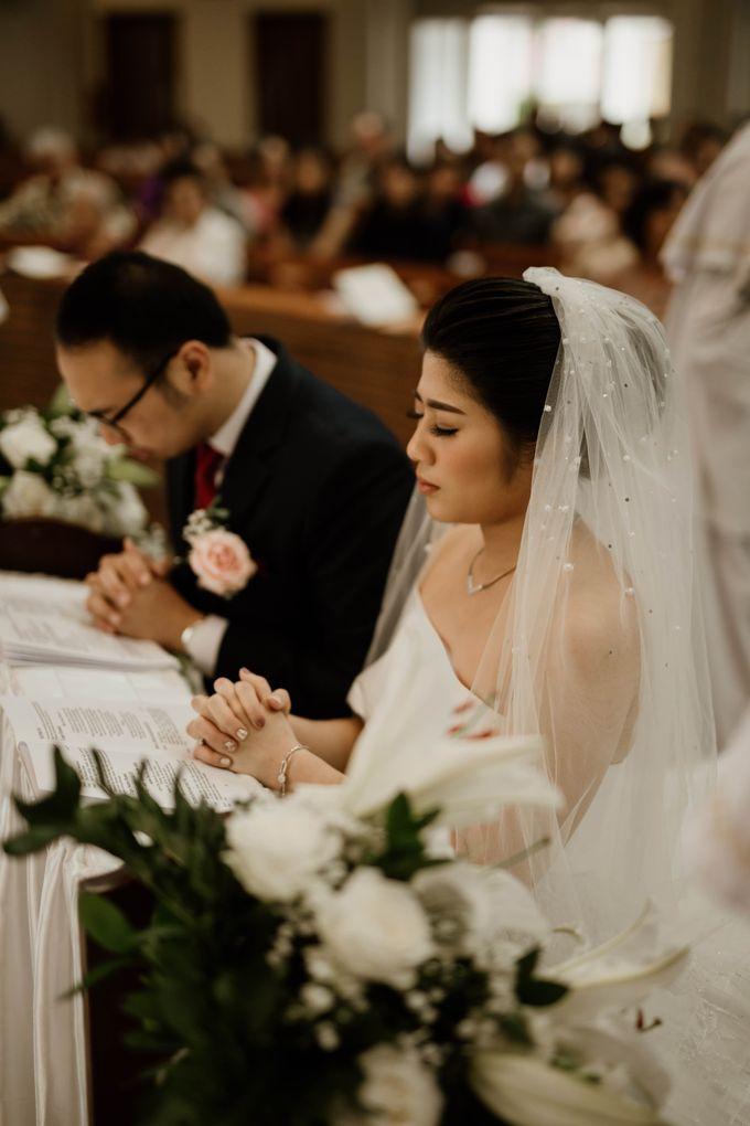 Rico & Patricia Wedding by AKSA Creative - 020