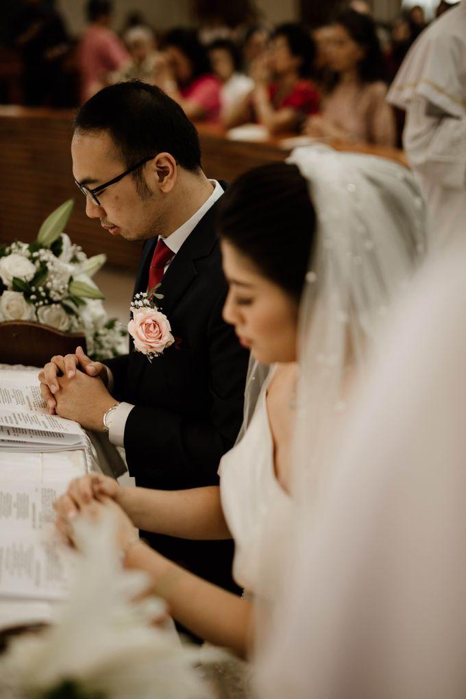 Rico & Patricia Wedding by AKSA Creative - 022