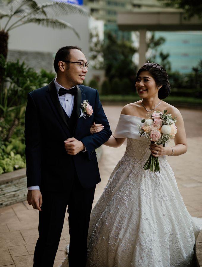 Rico & Patricia Wedding by AKSA Creative - 024