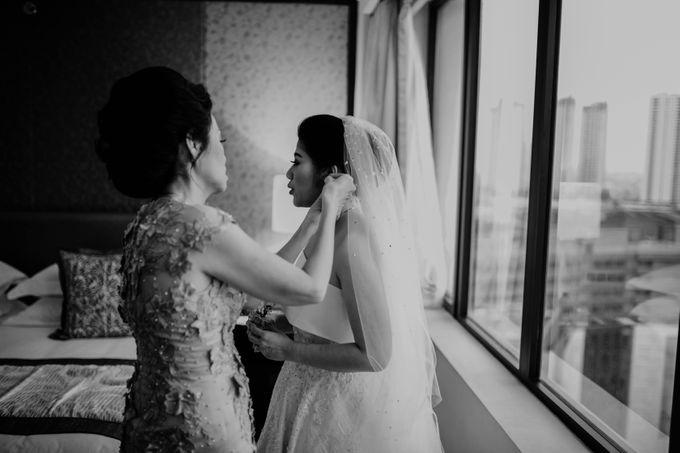 Rico & Patricia Wedding by AKSA Creative - 007