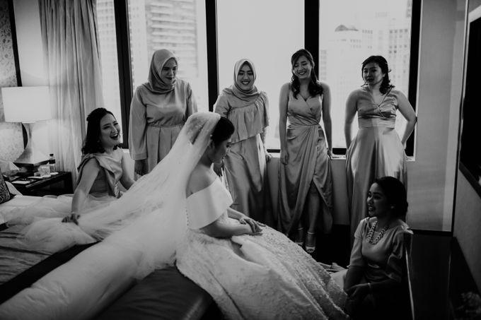 Rico & Patricia Wedding by AKSA Creative - 009