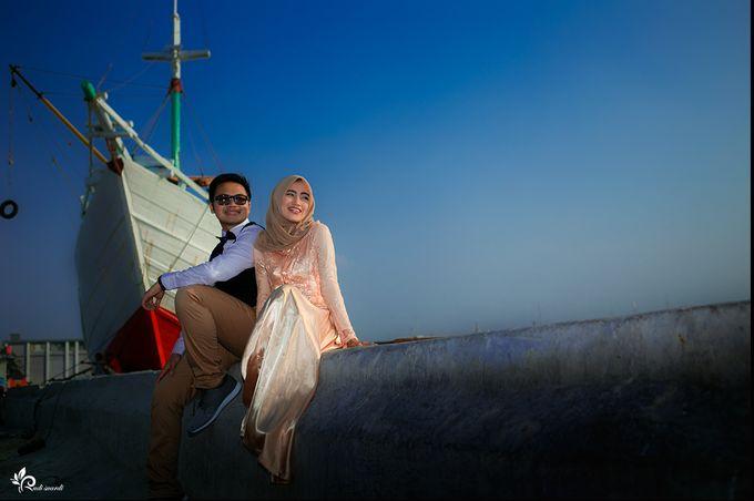 Jakarta  Prewedding Ridwan by Therudisuardi - 001