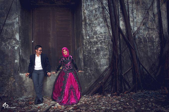 Jakarta  Prewedding Ridwan by Therudisuardi - 004