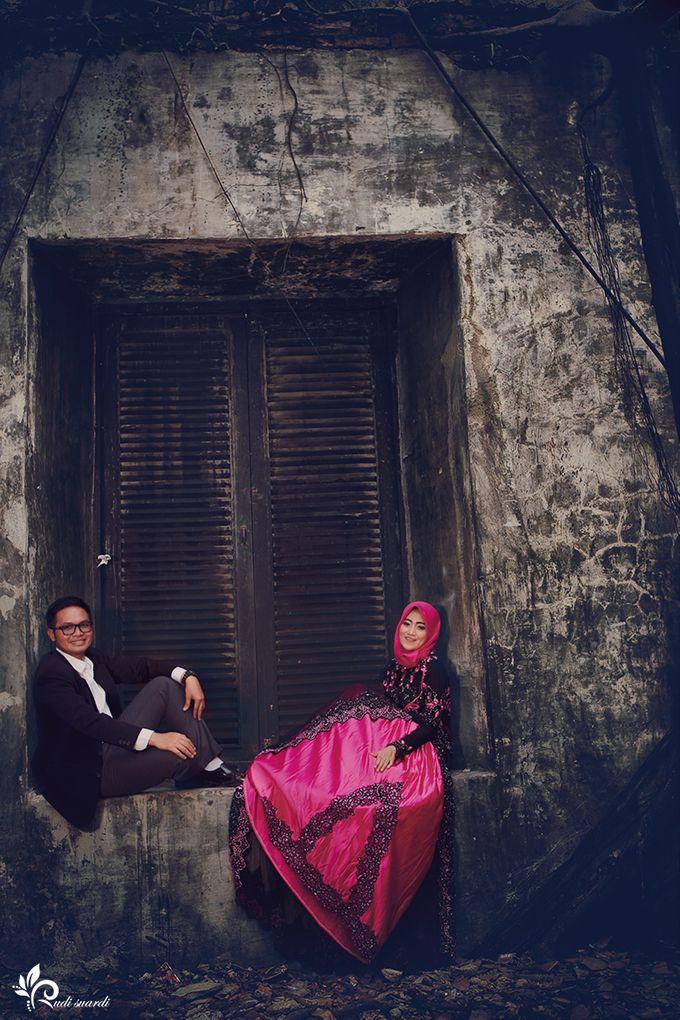 Jakarta  Prewedding Ridwan by Therudisuardi - 005