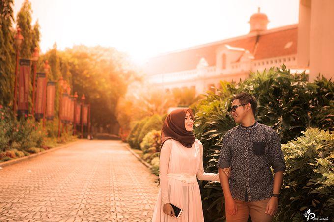 Jakarta  Prewedding Ridwan by Therudisuardi - 006