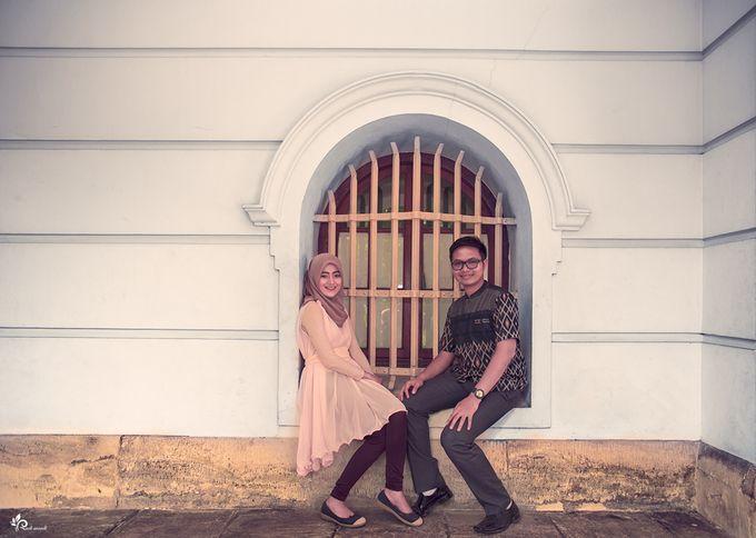 Jakarta  Prewedding Ridwan by Therudisuardi - 007