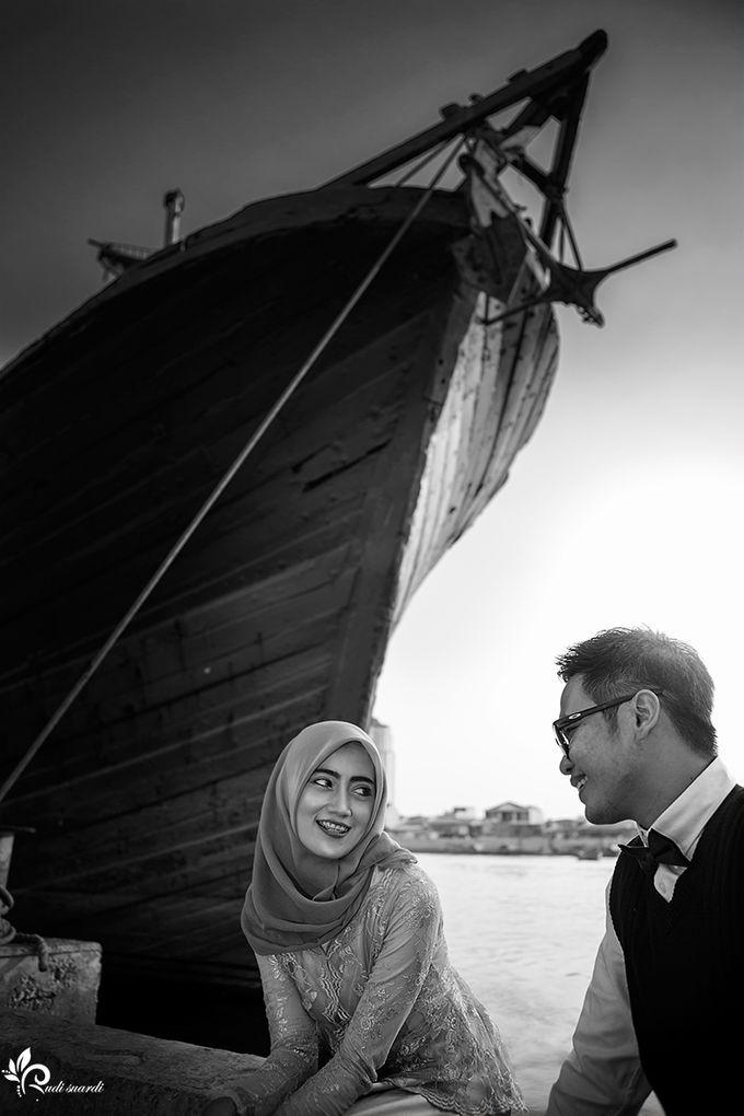Jakarta  Prewedding Ridwan by Therudisuardi - 018