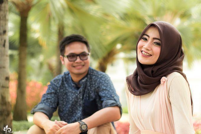 Jakarta  Prewedding Ridwan by Therudisuardi - 023