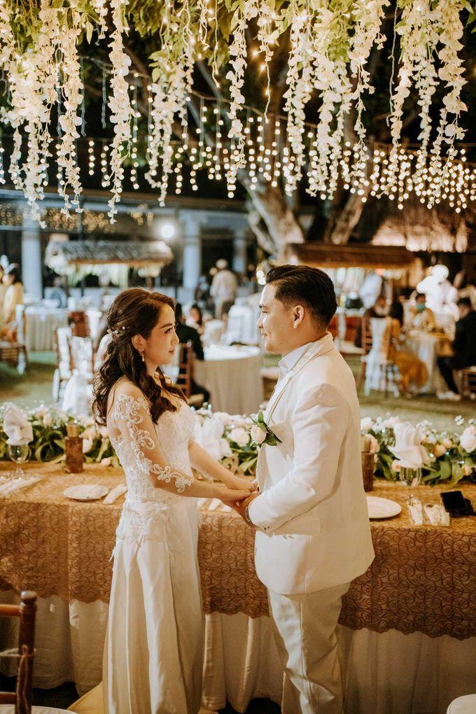 Wedding by CHERIS'H makeup artist - 003