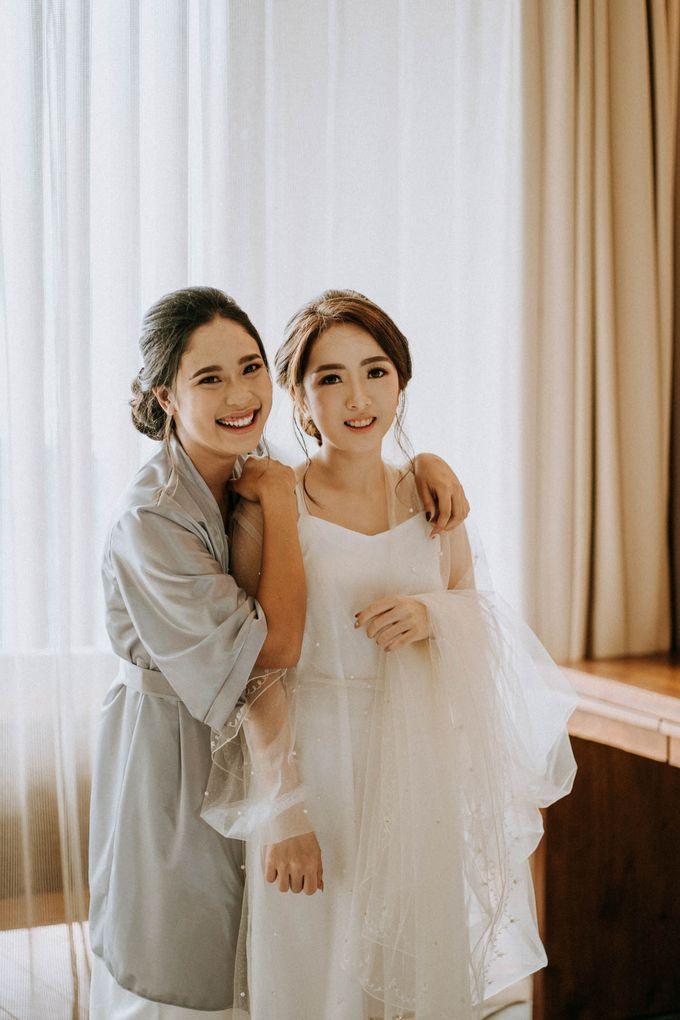 Wedding by CHERIS'H makeup artist - 006