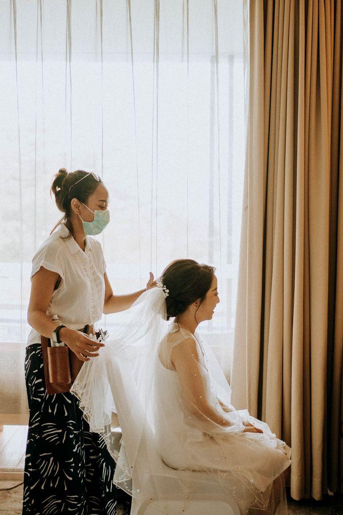Wedding by CHERIS'H makeup artist - 007