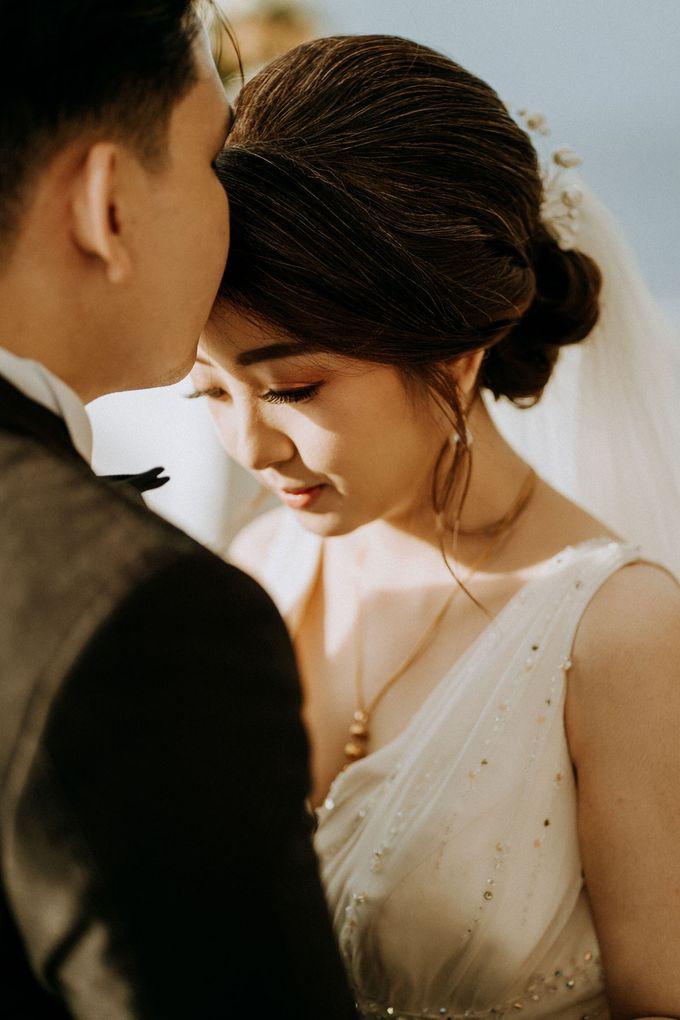 Wedding by CHERIS'H makeup artist - 005