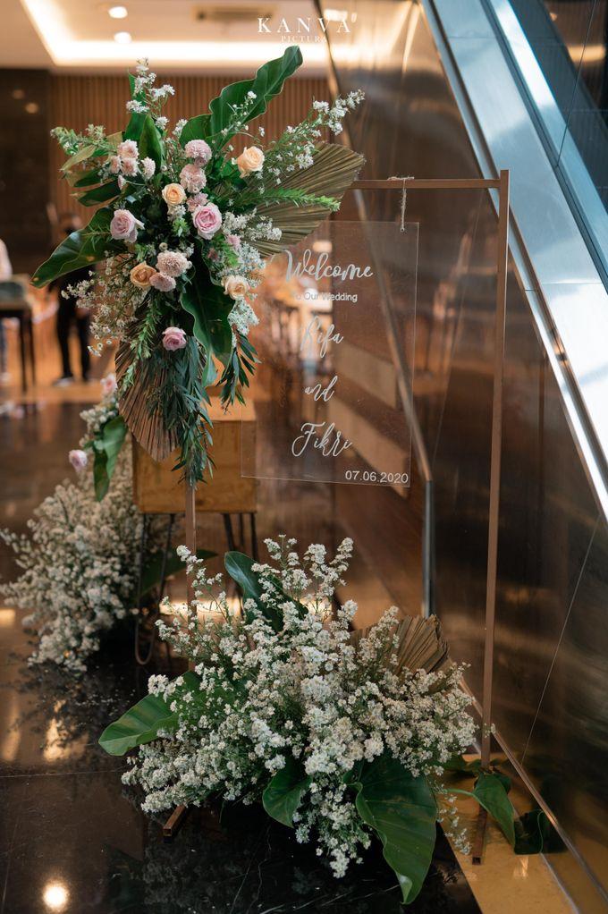 Mini Wedding di Medina Cafe & Bistro by Medina Catering - 004