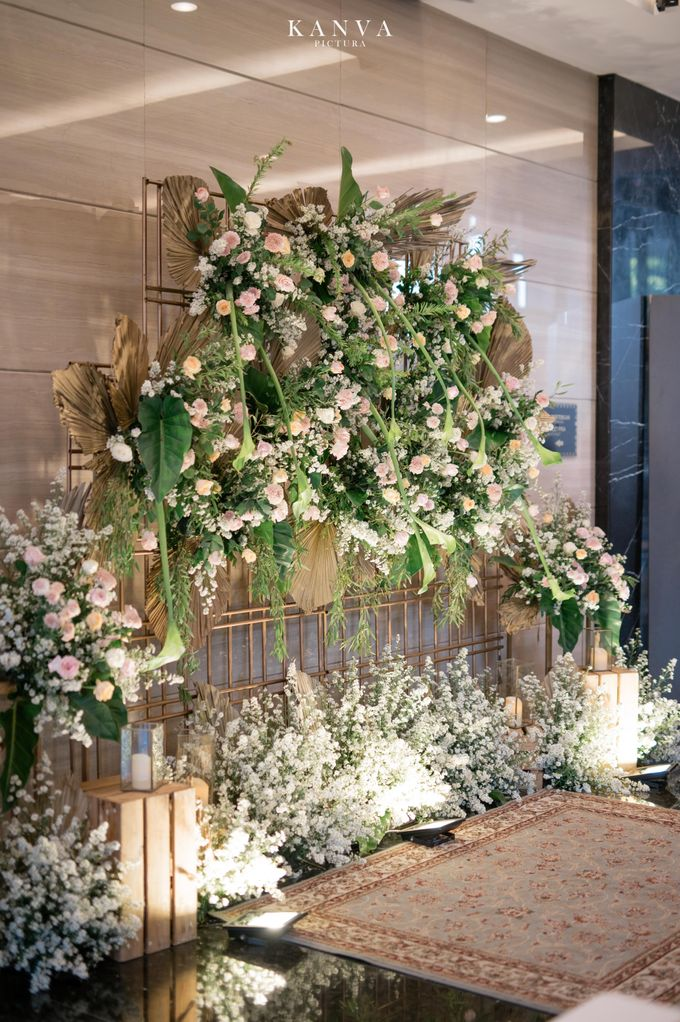 Mini Wedding di Medina Cafe & Bistro by Medina Catering - 011