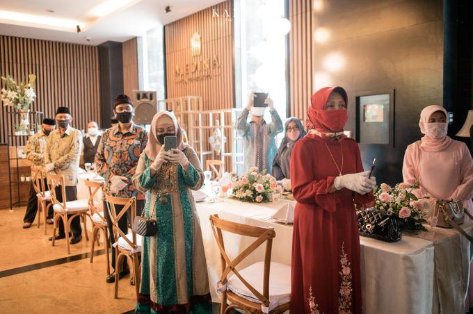 Mini Wedding di Medina Cafe & Bistro by Medina Catering - 012