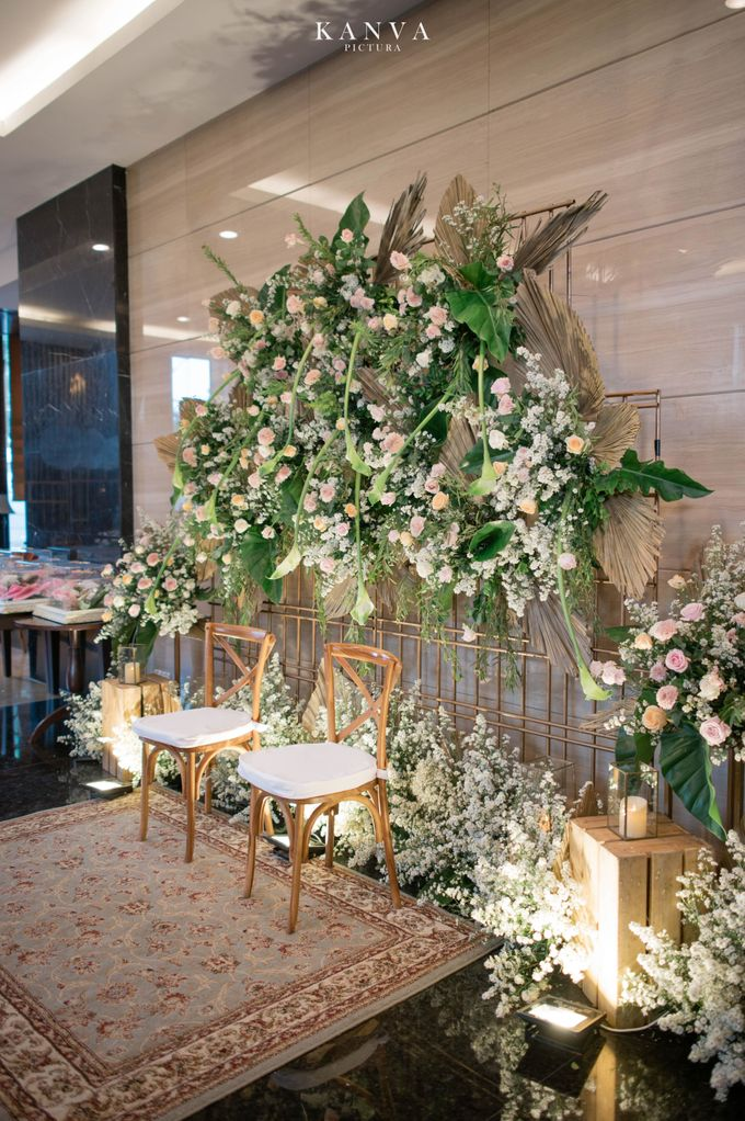 Mini Wedding di Medina Cafe & Bistro by Medina Catering - 013