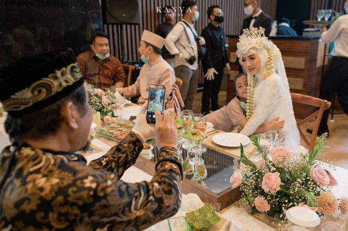 Mini Wedding di Medina Cafe & Bistro by Medina Catering - 017
