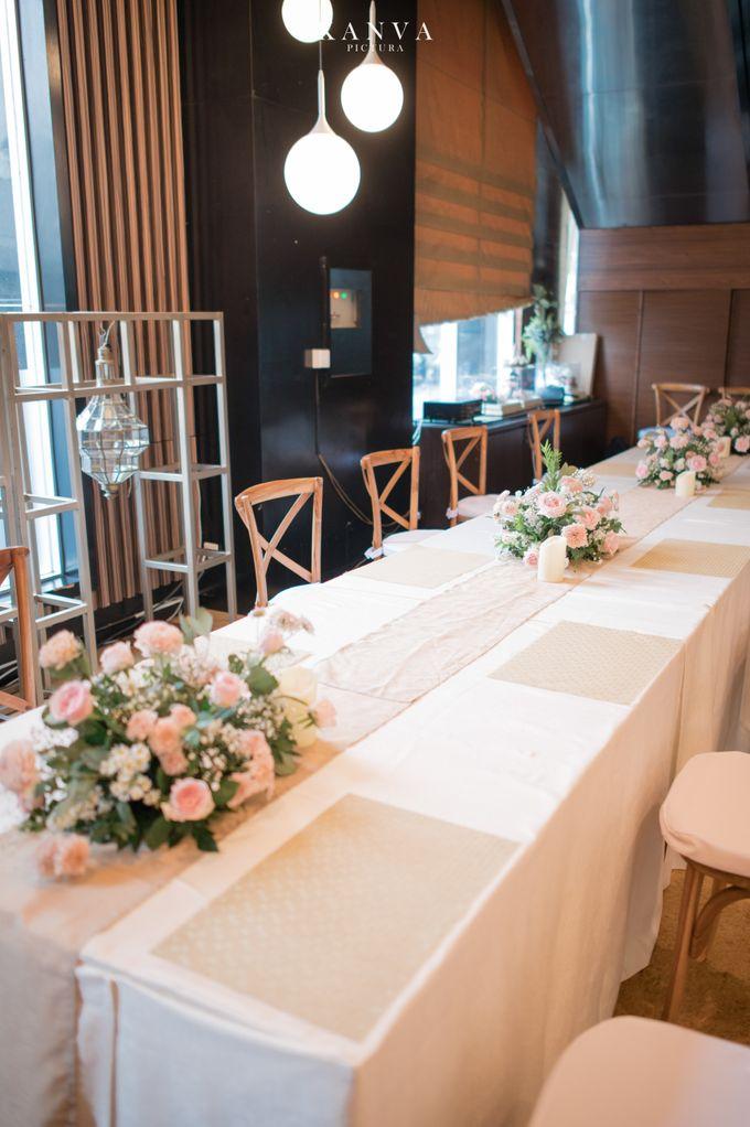 Mini Wedding di Medina Cafe & Bistro by Medina Catering - 016