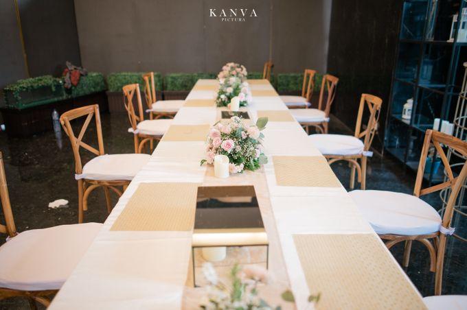 Mini Wedding di Medina Cafe & Bistro by Medina Catering - 002