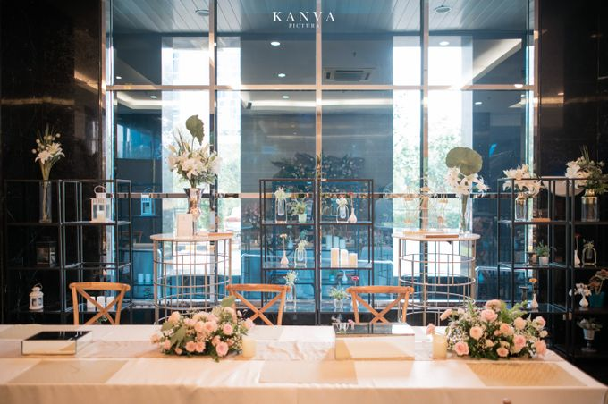 Mini Wedding di Medina Cafe & Bistro by Medina Catering - 006