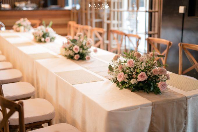 Mini Wedding di Medina Cafe & Bistro by Medina Catering - 014