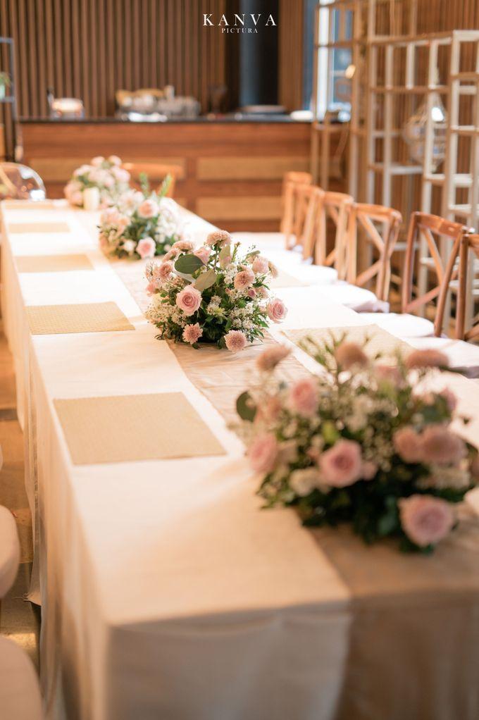 Mini Wedding di Medina Cafe & Bistro by Medina Catering - 007