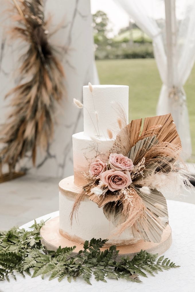 The Wedding of Jack & Irene by KAIA Cakes & Co. - 001