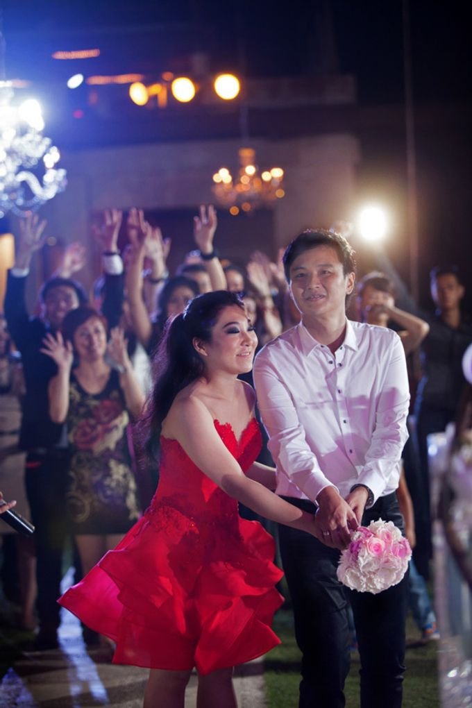 Viani & Gunawan Bali Wedding by Cynthia Kusuma - 009