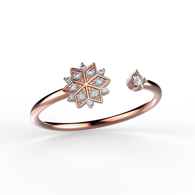 Snowflakes Collection by Mirage Jeweler - 015