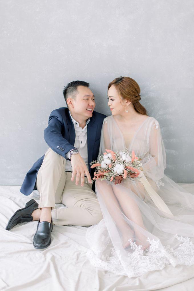 Rian & Inggrid - Prewedding by Iris Photography - 018