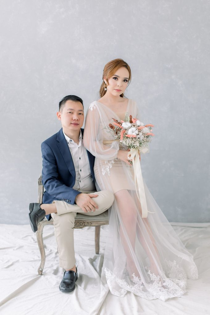 Rian & Inggrid - Prewedding by Iris Photography - 021