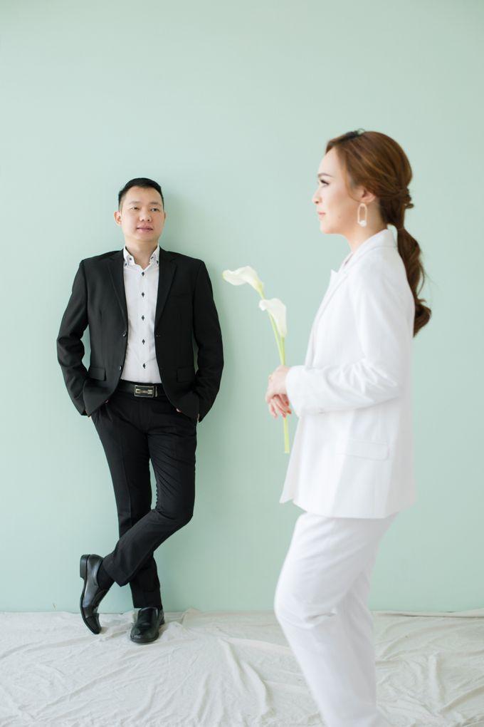 Rian & Inggrid - Prewedding by Iris Photography - 025