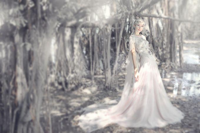 The Fringe by Barli Asmara Couture - 001