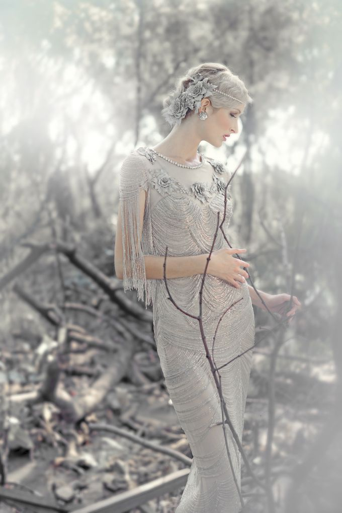 The Fringe by Barli Asmara Couture - 005