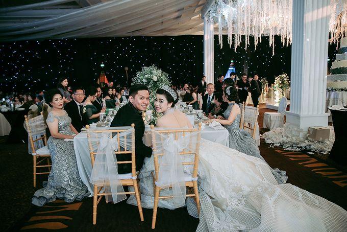 The Wedding of William and Ariestya by MALVA Bridesmaids - 004