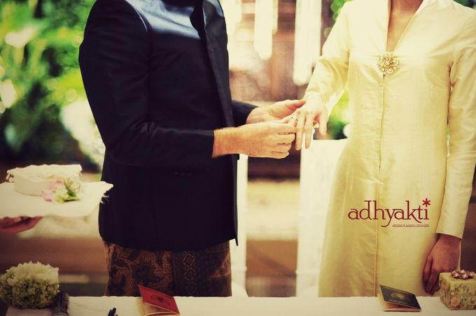 Adrian & Wina Wedding Day by Adhyakti Wedding Planner & Organizer - 012