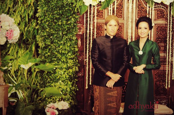 Adrian & Wina Wedding Day by Adhyakti Wedding Planner & Organizer - 017