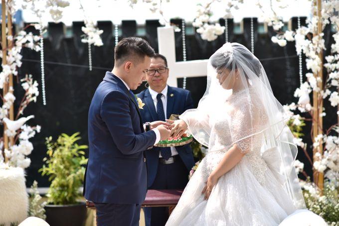 Holy Matrimony of James & Jessica by Mercure Jakarta Kota - 005