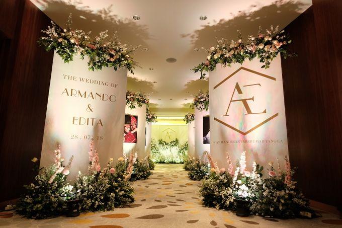Armando and Edita by Pullman Jakarta Indonesia - 001