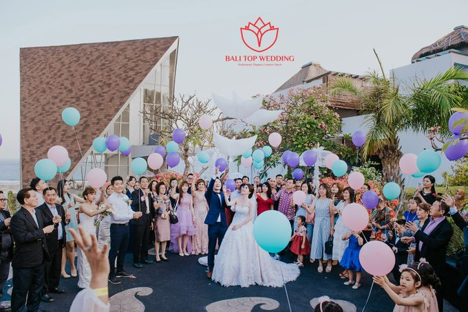 Sweet Ending For New Begining by Bali Top Wedding - 013