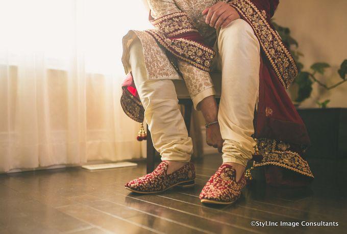 Ritu & Parm Wedding by Styl.Inc Wedding Stylists & Personal Shoppers India - 002