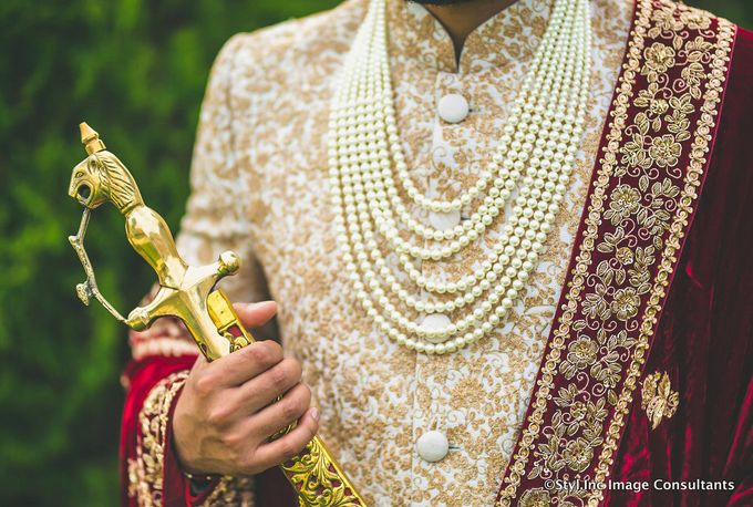 Ritu & Parm Wedding by Styl.Inc Wedding Stylists & Personal Shoppers India - 003