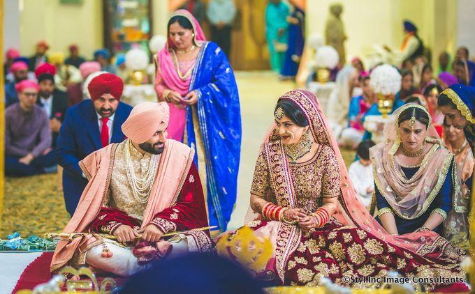 Ritu & Parm Wedding by Styl.Inc Wedding Stylists & Personal Shoppers India - 004