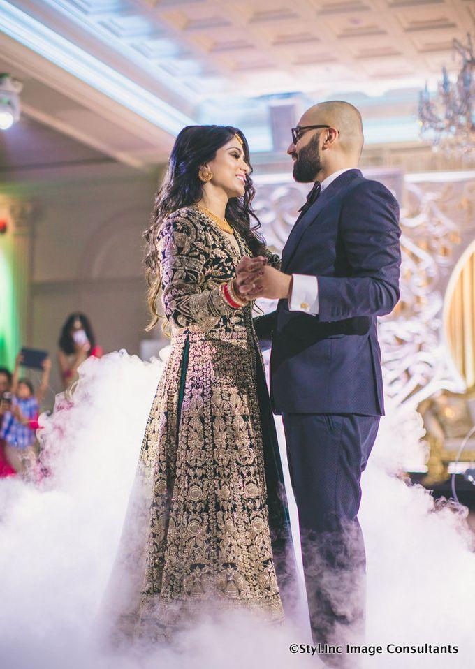 Ritu & Parm Wedding by Styl.Inc Wedding Stylists & Personal Shoppers India - 007