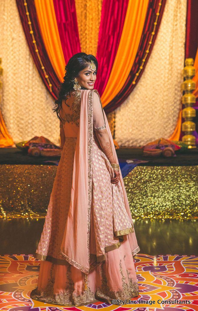 Ritu & Parm Wedding by Styl.Inc Wedding Stylists & Personal Shoppers India - 001