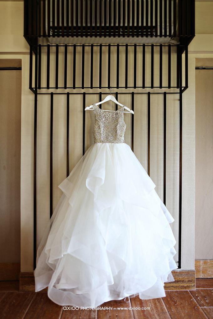 Ritz Carlton Bali Wedding | Addo & Jodie by Eurasia Wedding - 007